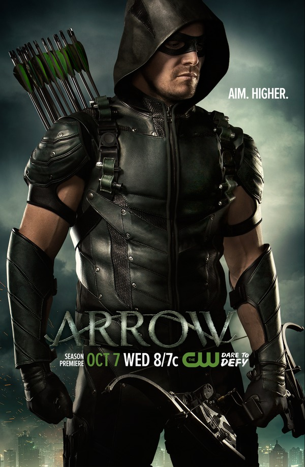 Arrow Novo uniforme