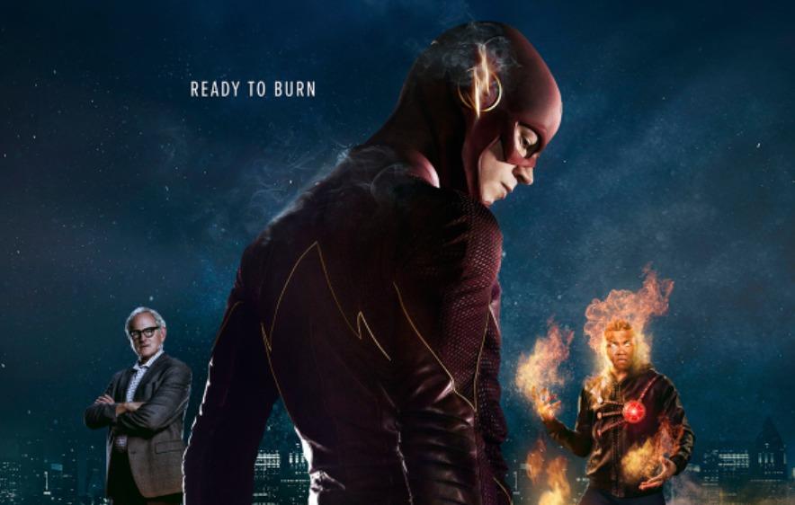 Novo cartaz de The Flash