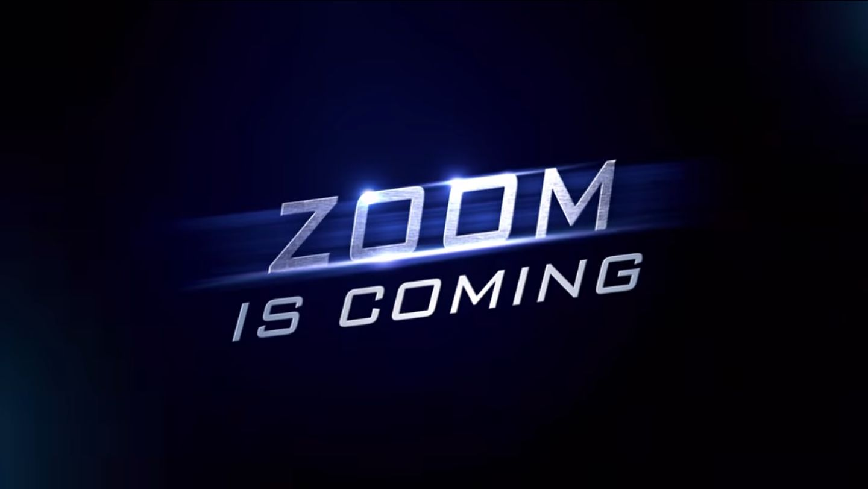 primeira aparição de Zoom em The Flash