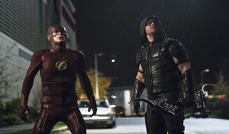 flash e arrow