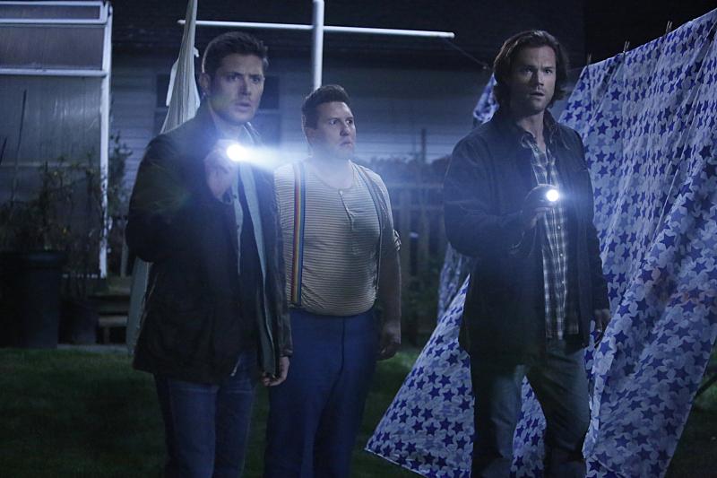 décima primeira temporada de supernatural