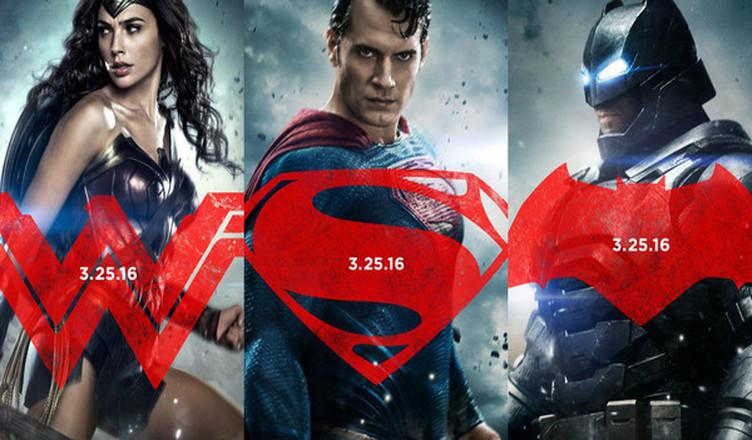 batman vs superman cartaz individual