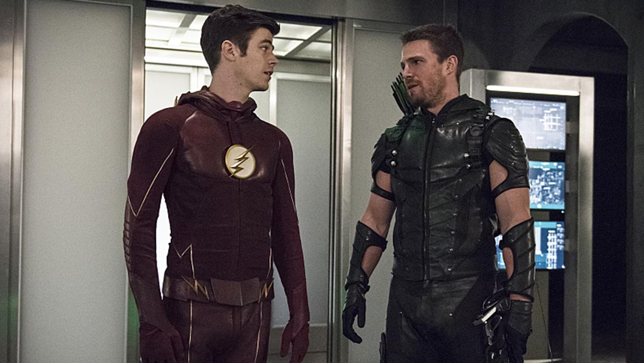 Crossover The Flash e Arrow