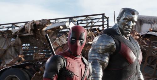 Deadpool : Colossus aparece em novo vídeo e imagens do filme