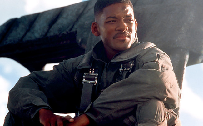 Will Smith Independence Day 1