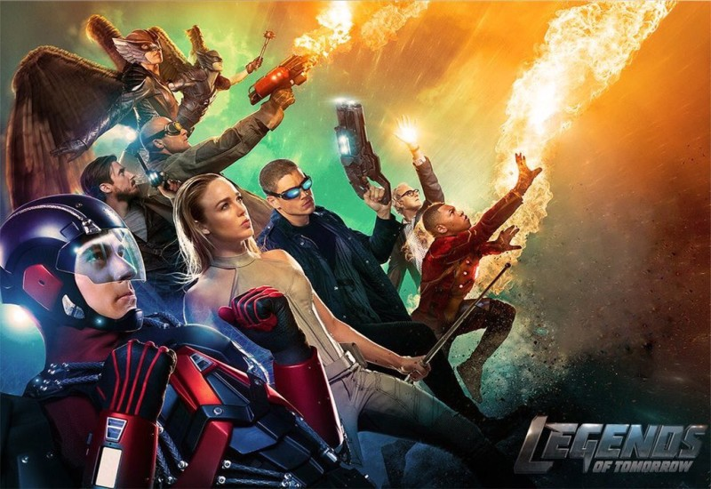 Legends of Tomorrow 1x01