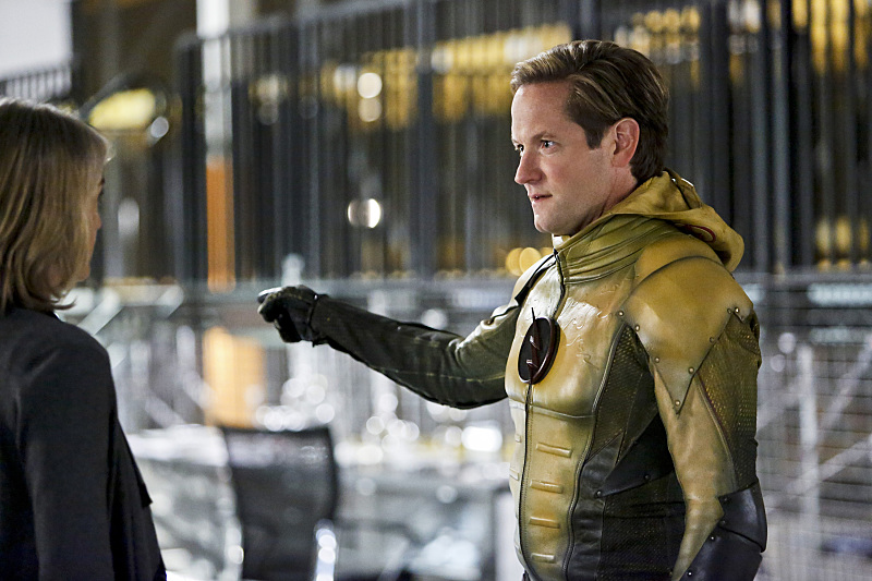The Flash 2x11