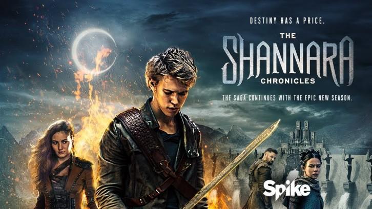 Las cronicas de Shannara 2x07 y 2x08 Vose Ya Disponible