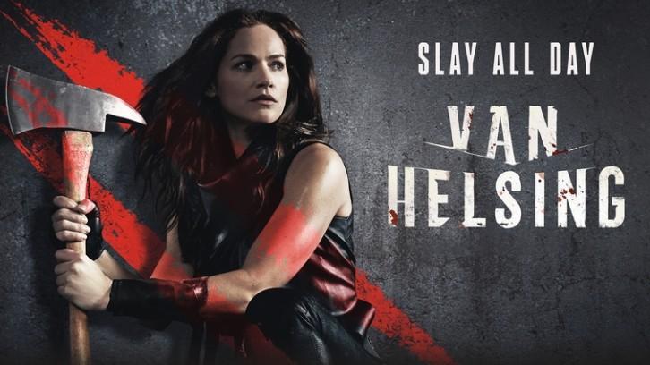 Van Helsing 3x11 Vose Disponible