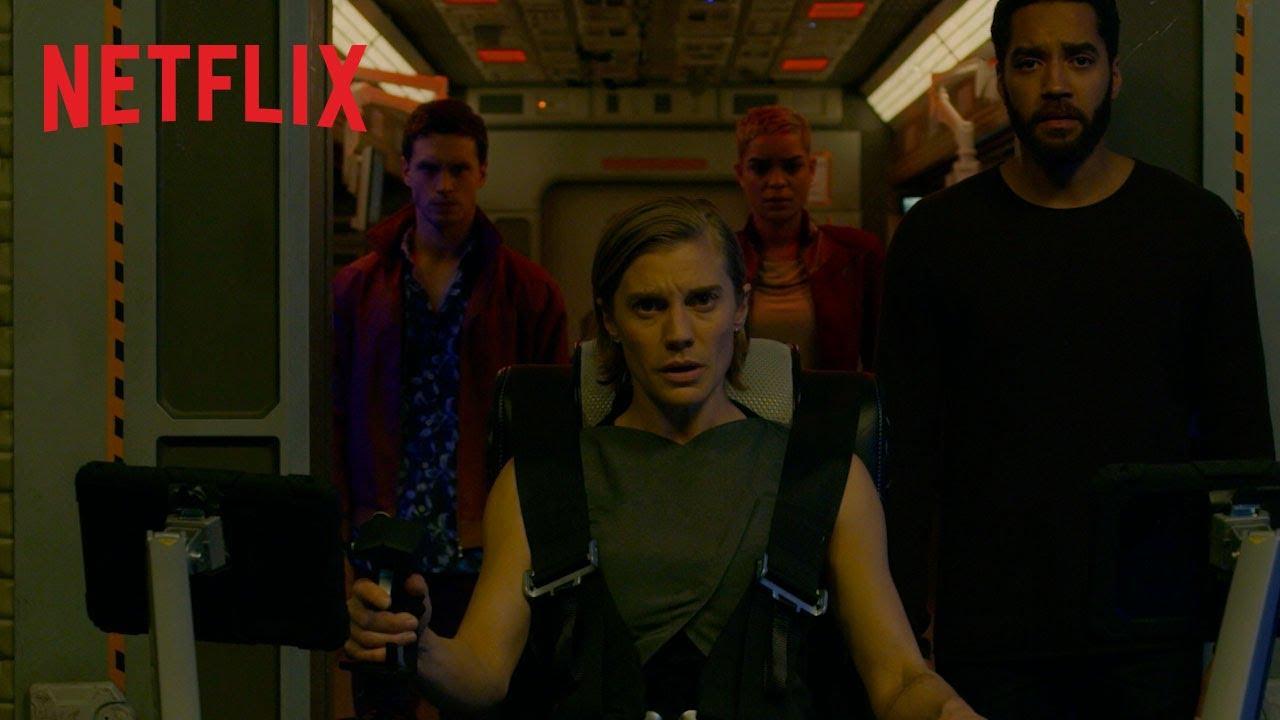 Outra Vida : Trailer e sinopse da nova série da Netflix - TV